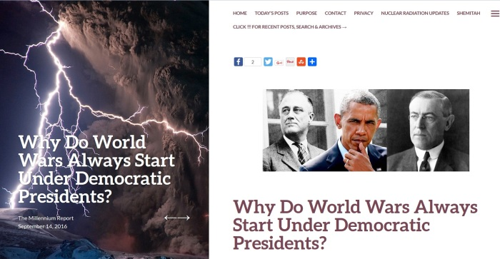 the-millenium-report-democratic-presidents-start-the-worldwars