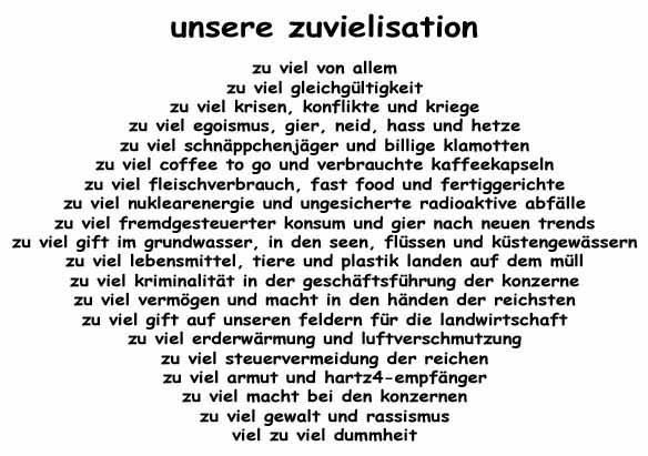 zuvielisation