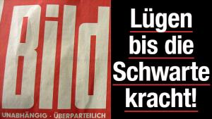 BILD-Springer-Luegen